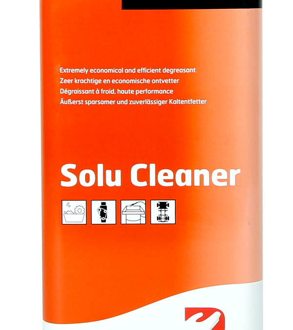Solu Cleaner